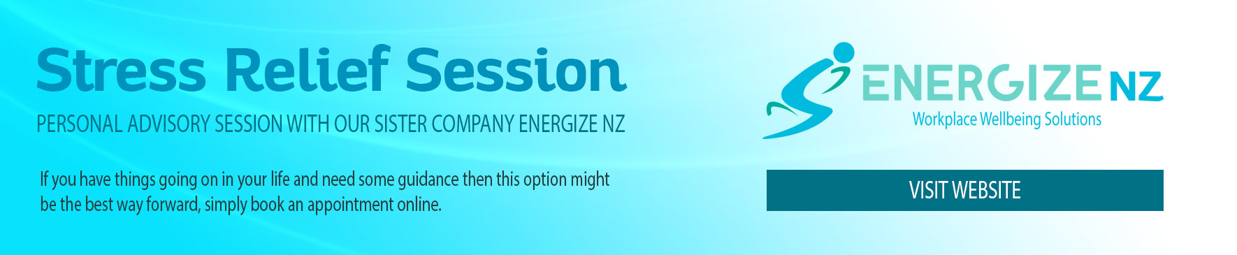 Energize NZ Stress Relief Session